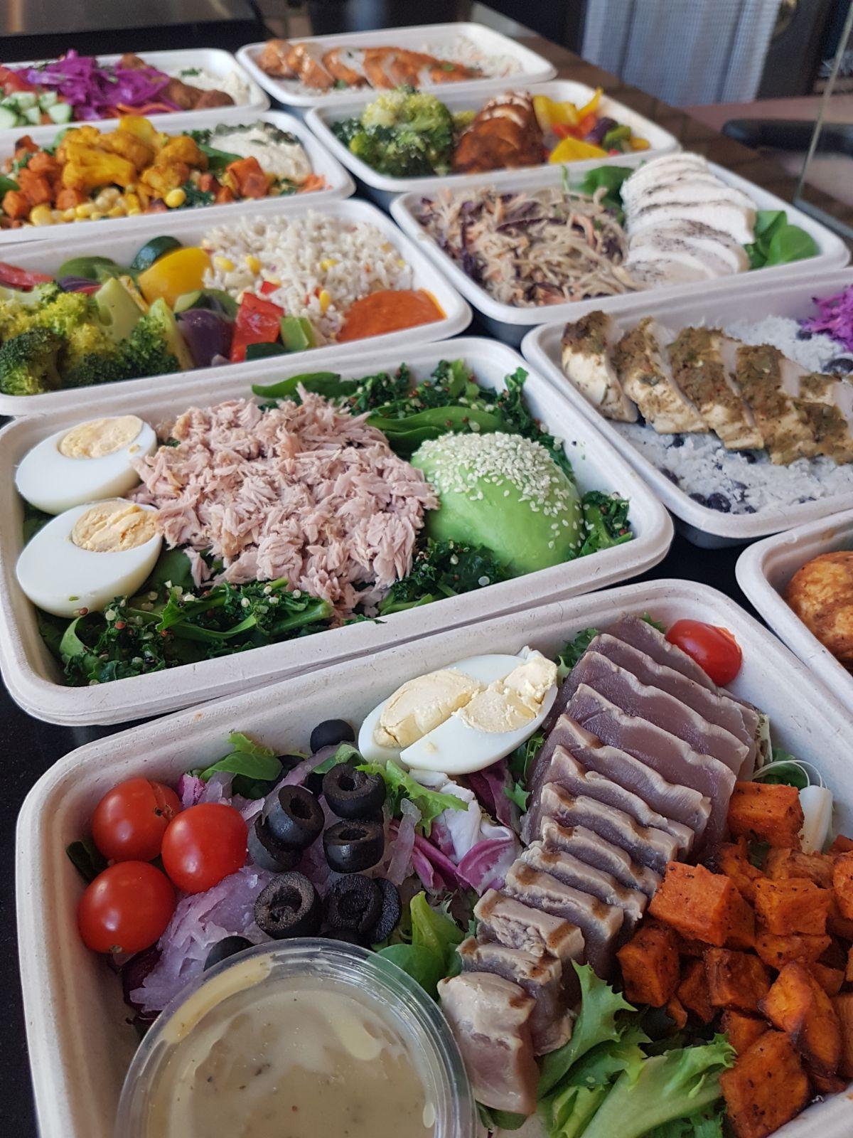 Prep meals